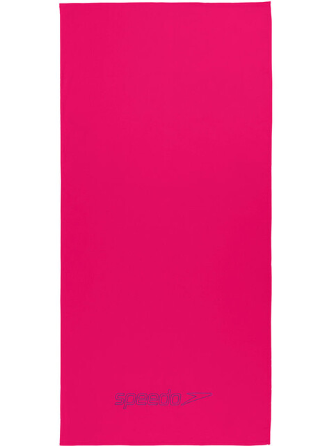 speedo Light Towel Raspberry Fill